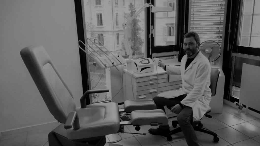 Lausanne cabinet de podologie