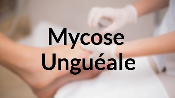 Mycose ungueale